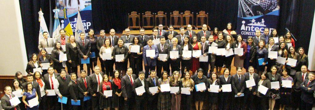 """<center>Clausura """"Diplomado en Gerencia Pública""""  <br>Edición XVI</center>"""